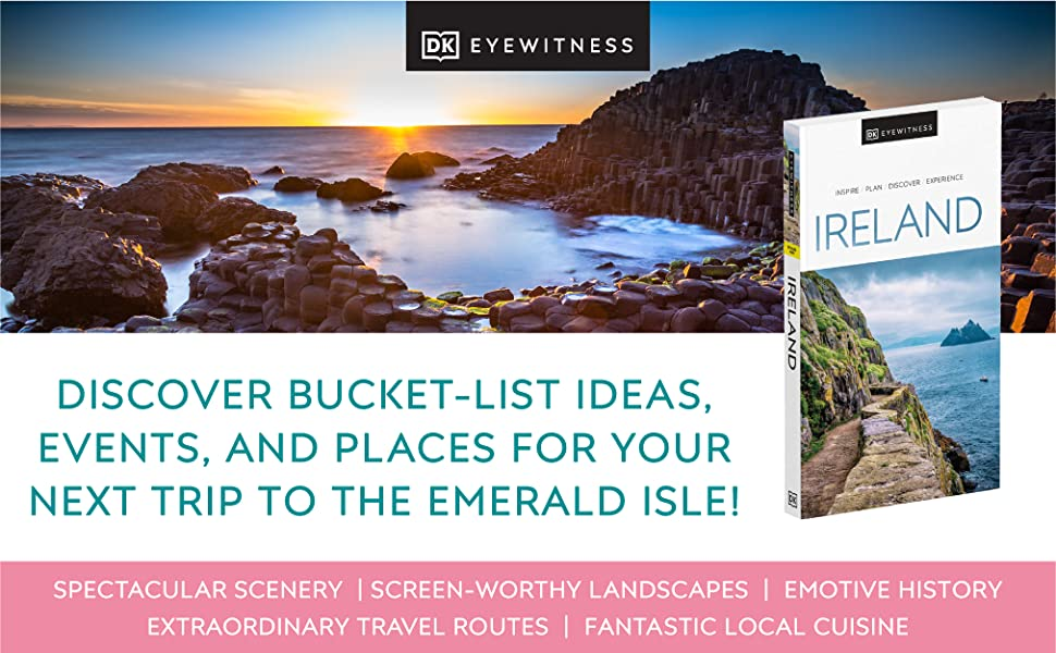 DK Eyewitness Ireland Travel Guide
